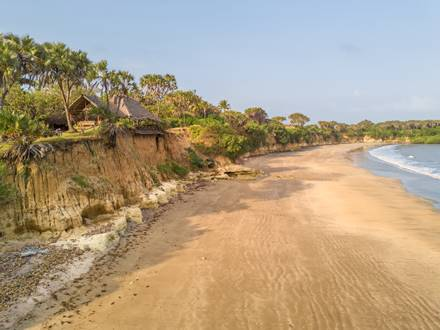 Mkoma bay beach