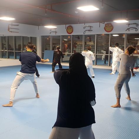 Just Breathe Corporate Wellness Progam Dubai by Golden Eagle Martial Arts,Dubai Tai Chi, Dubai Qigong, Dubai Kung Fu
