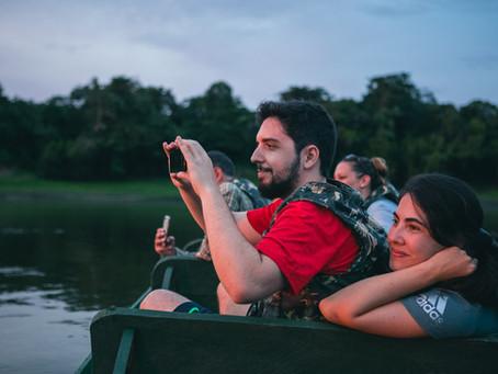 🇧🇷 5 itens que você precisa levar para sua experiência na Amazônia