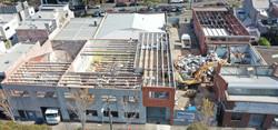 Full Commercial Demolition Site