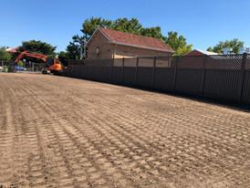 Completed Demolition