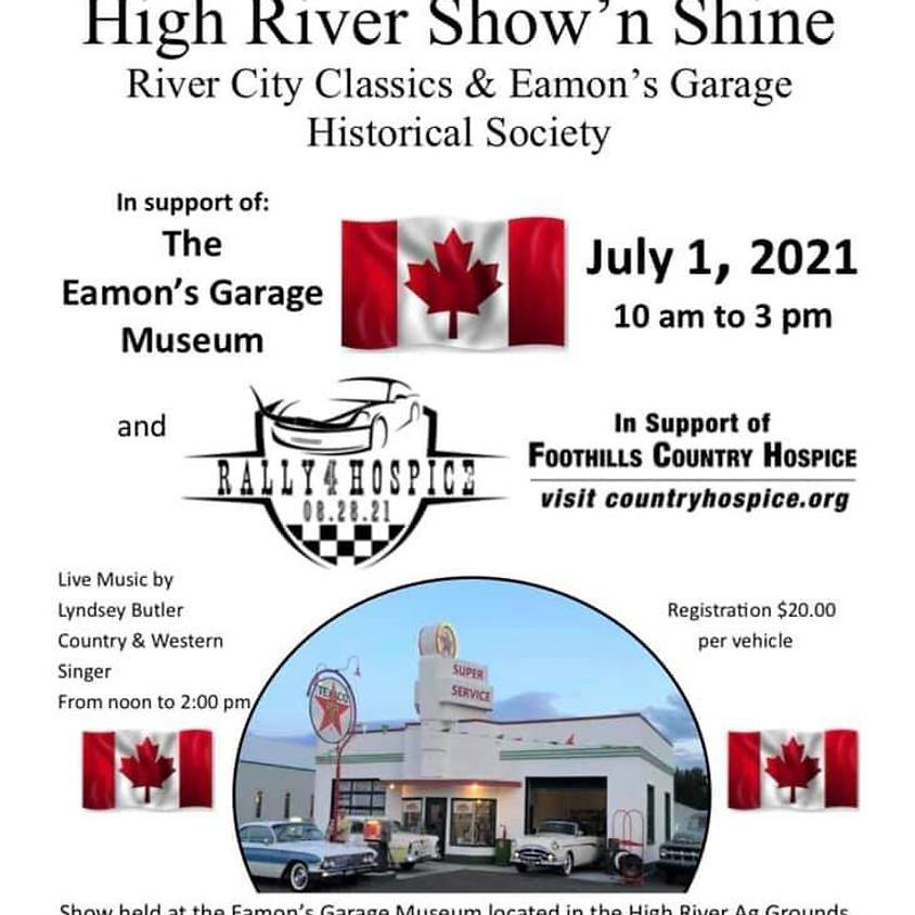 River City Classics Show and Shine Canada Day
