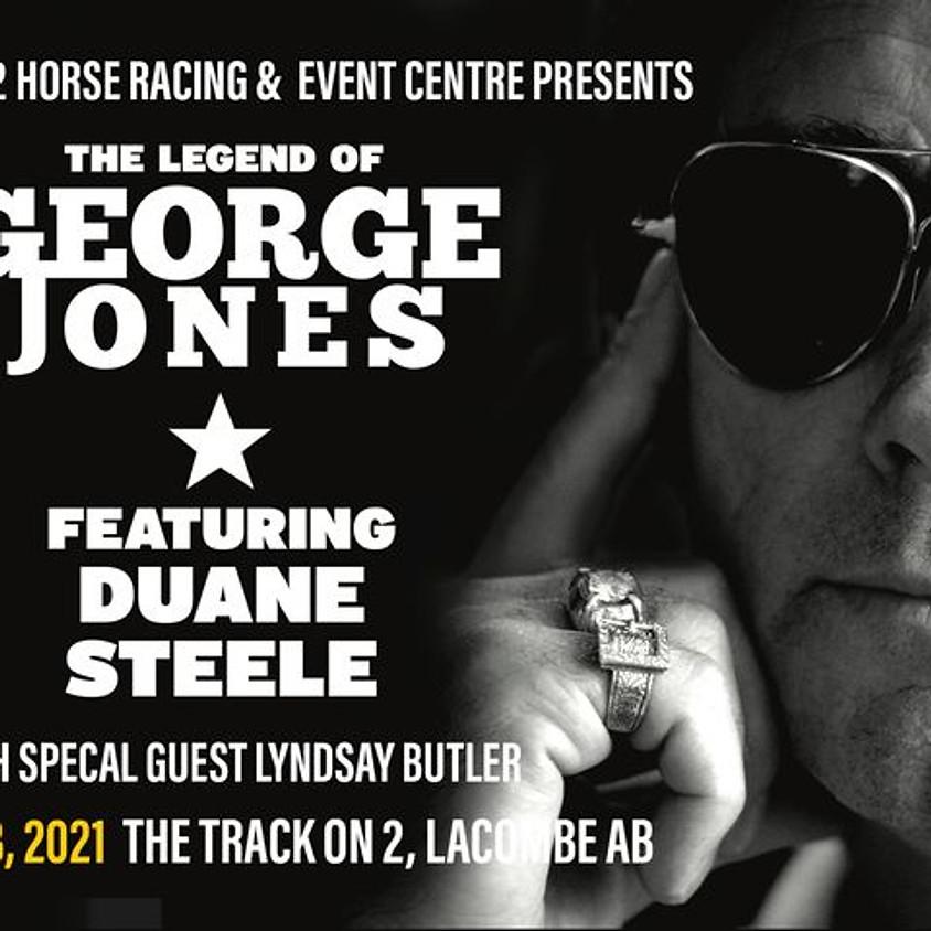 The Legened of George Jones ft. Duane Steele