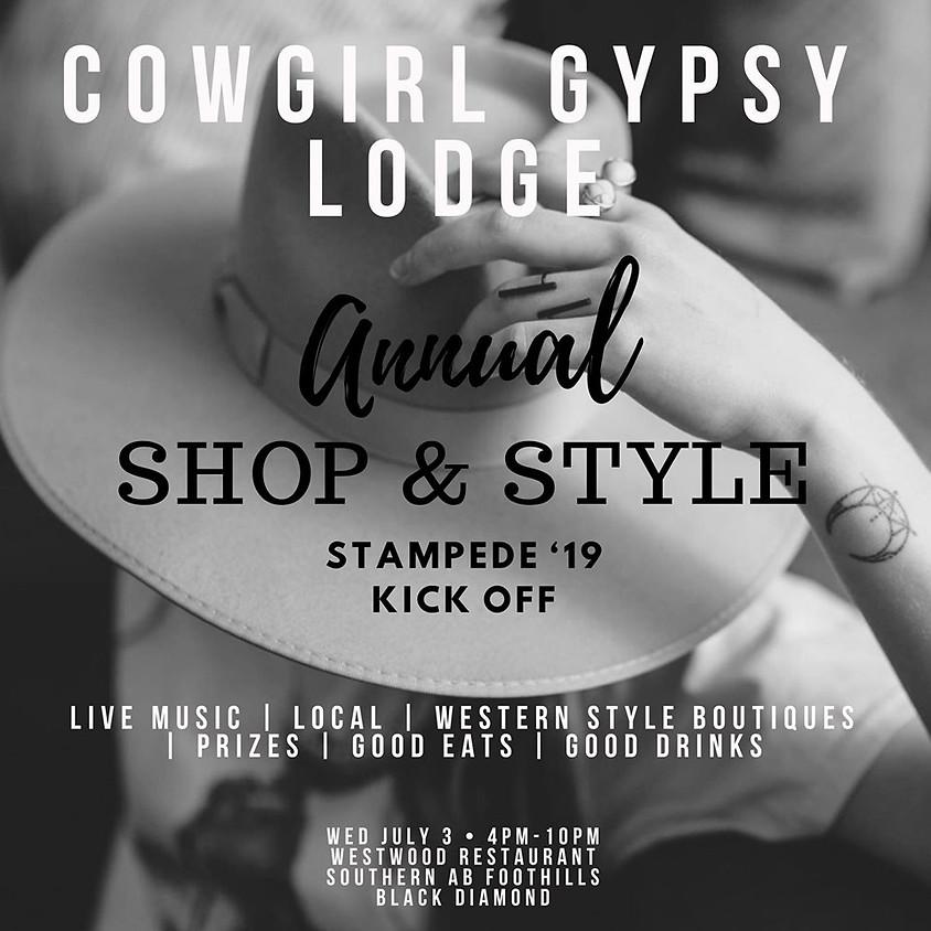 Cowgirl Gypsy Lodge