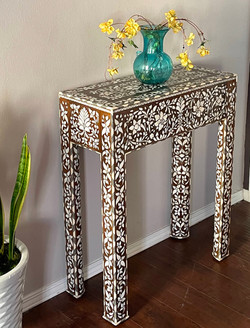 Syrian console table