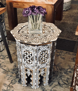 Antique Syrian table