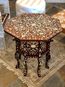 Antique Syrian tbale