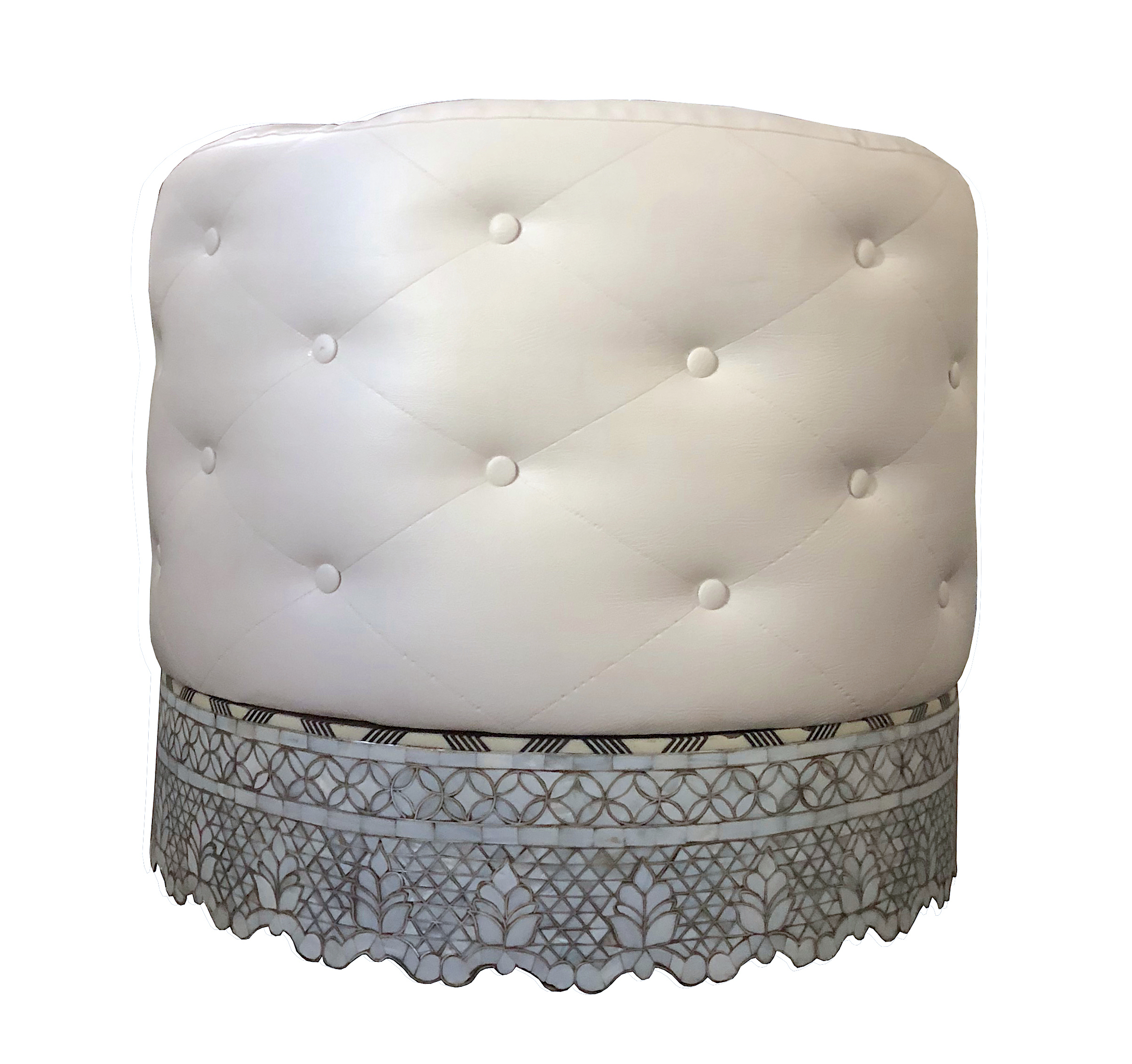 Syrian Mother of pearl inlay Ottoman