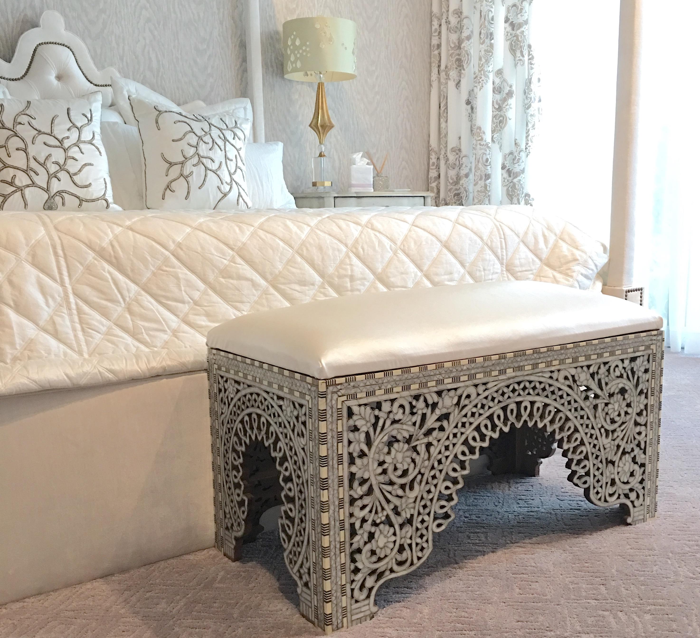 Syrian bench