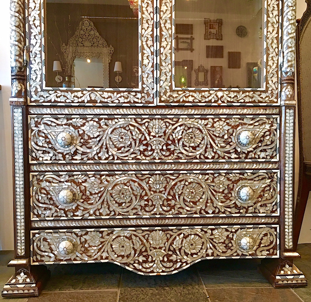 Syrian armoire