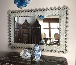 Syrian contemporary mirror