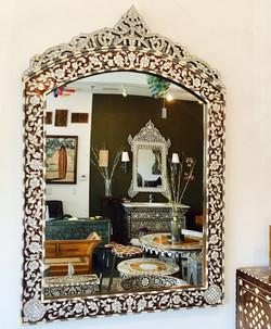 Syrian mirror