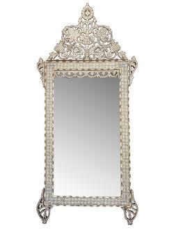 Antique Syrian mirror