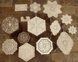 Collection of Syrian side tables