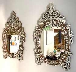 Syrian mirrors