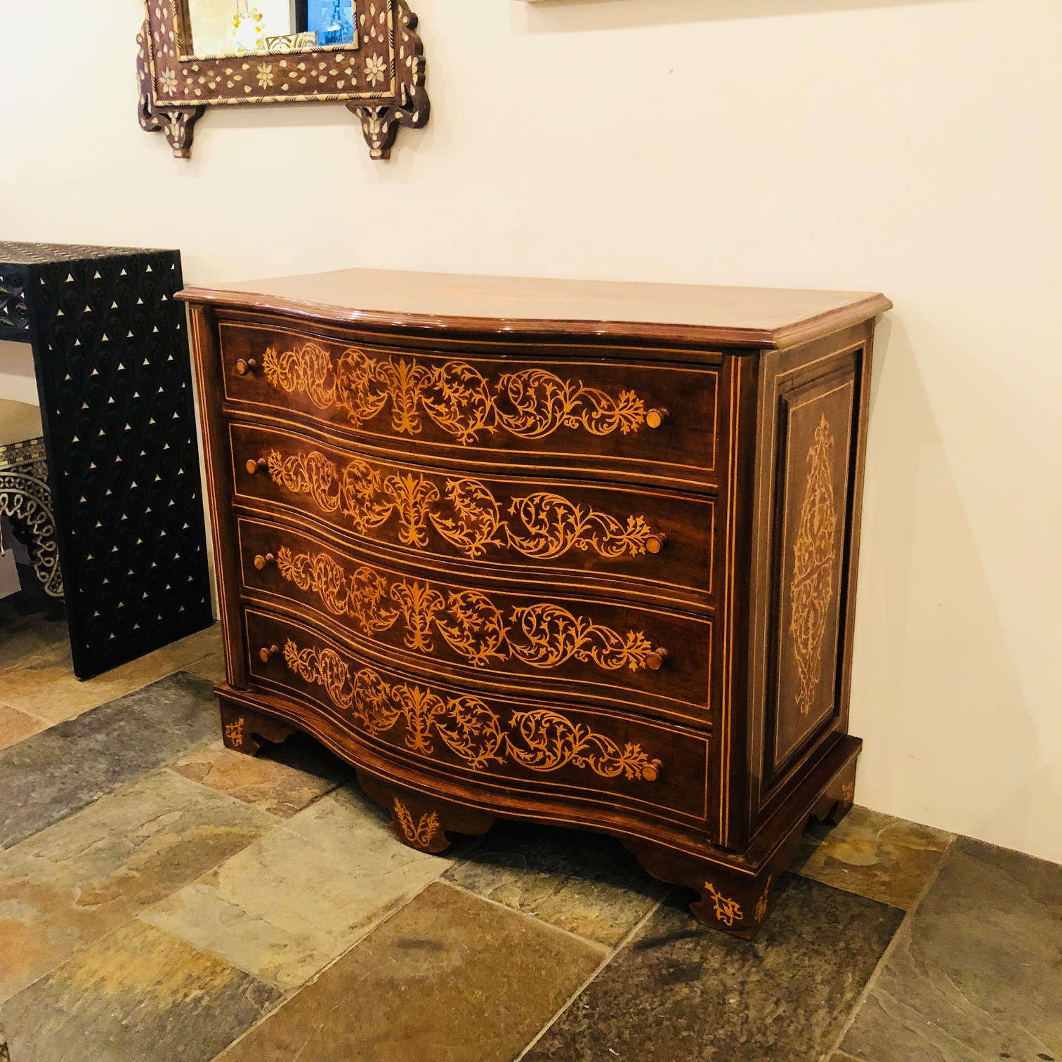 Syrian chest with drawers