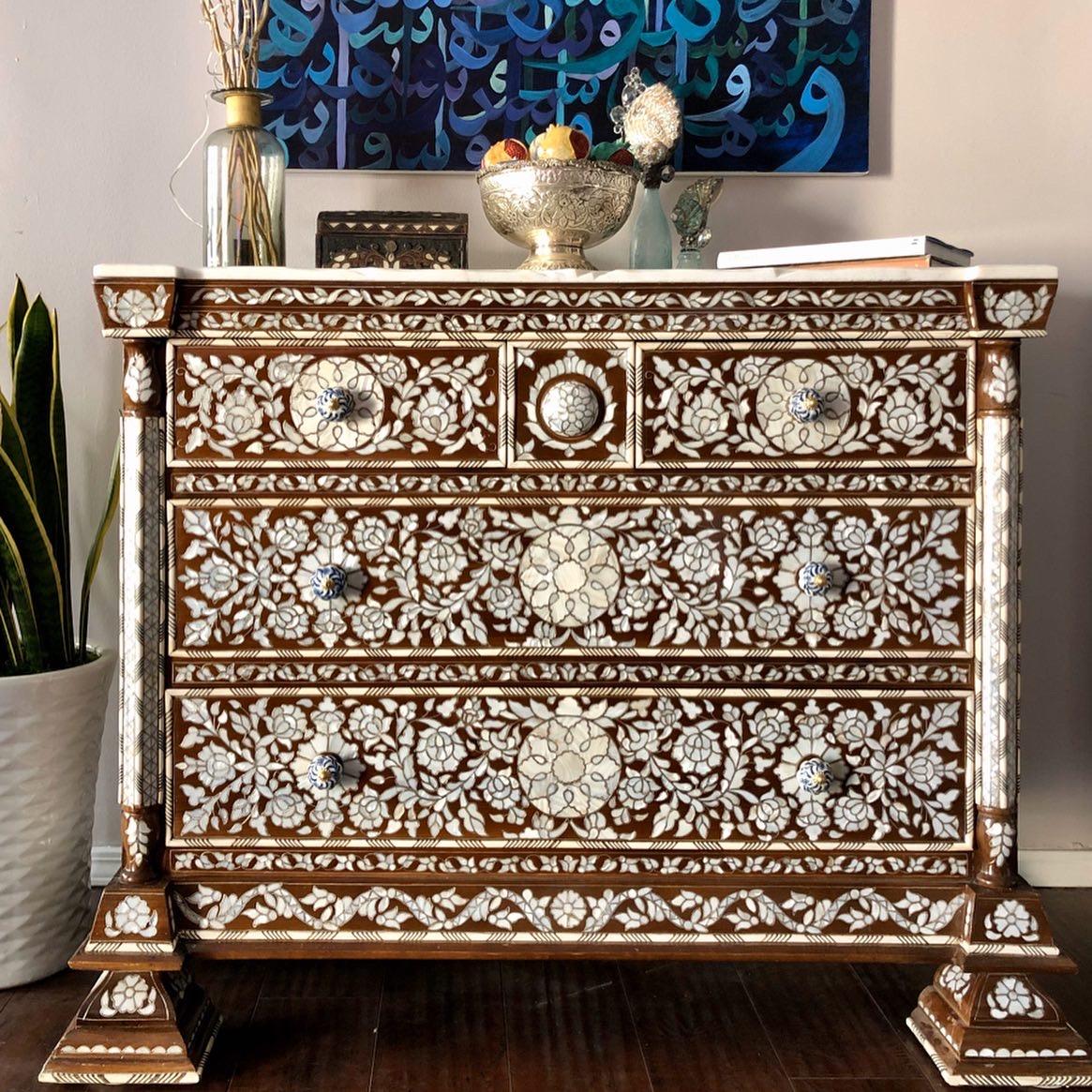 Syrian Dresser