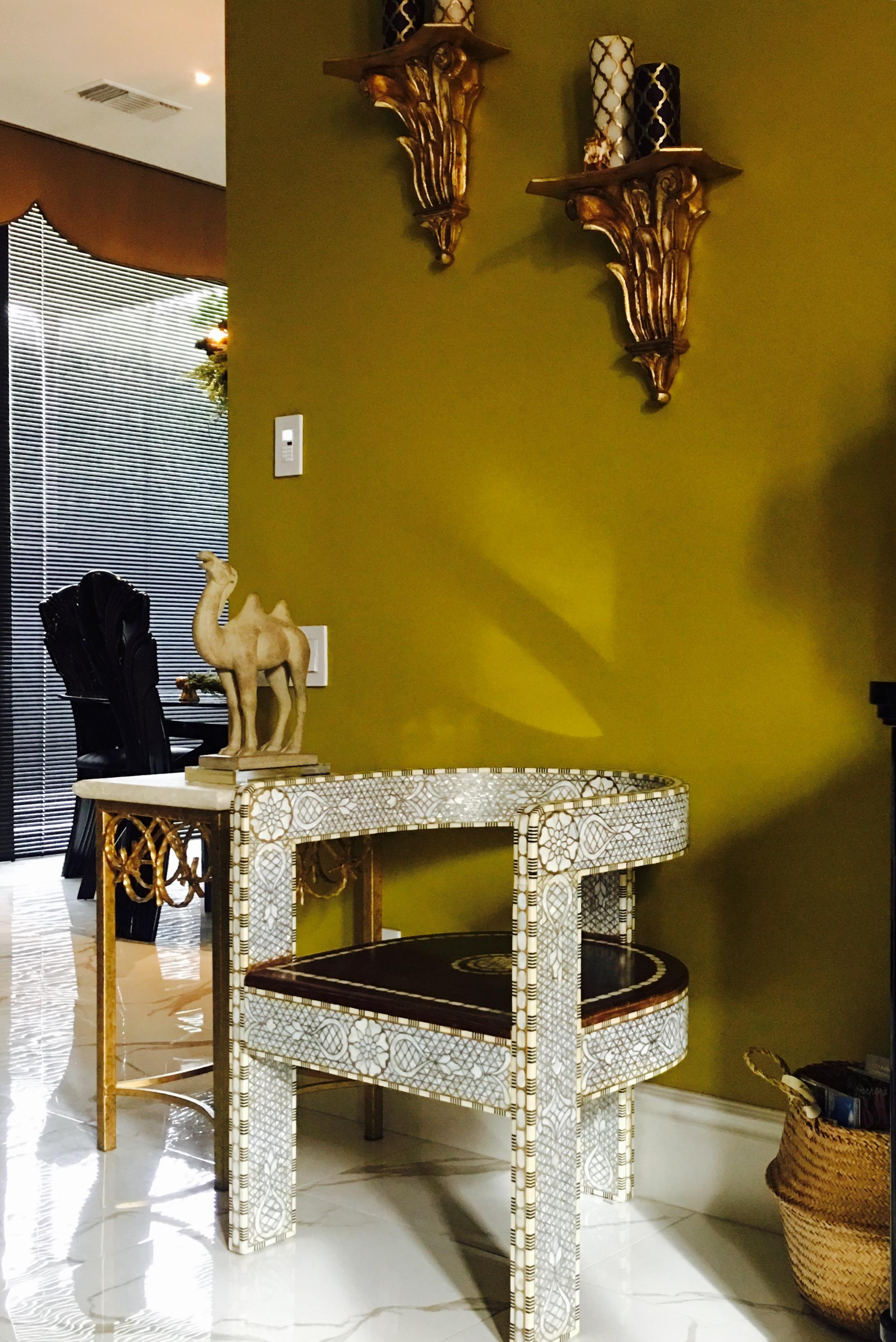 Syrian chair