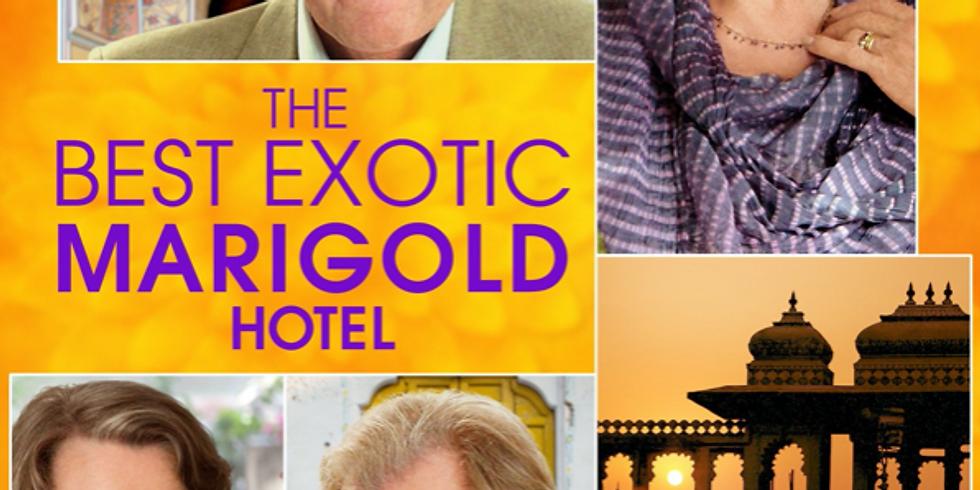 Vaccination Celebration - Free Movie Event - Best Exotic Marigold Hotel