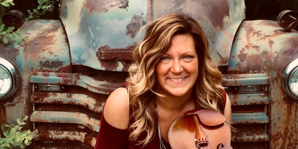 Friends' 40th Anniversary Celebration - Free Sundaes & Sarah the Fiddler