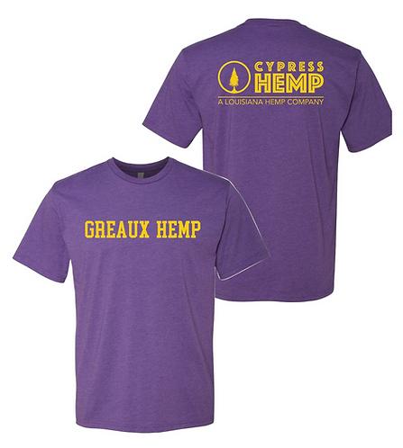 GREAUX HEMP™ Hemp Shirt