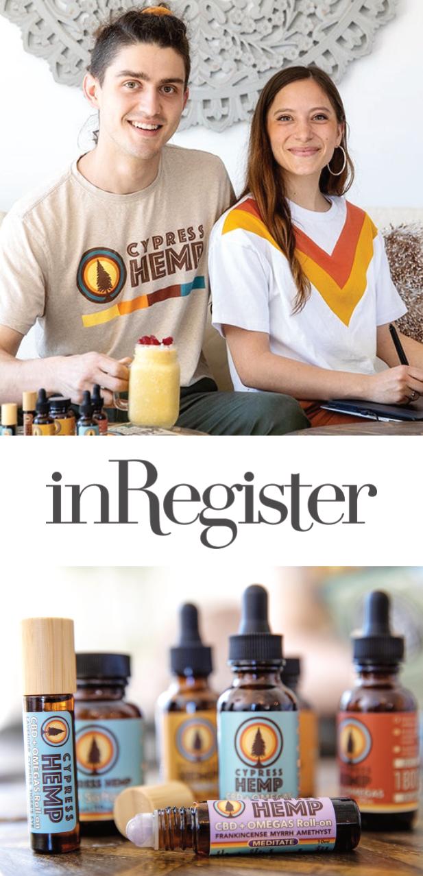 inRegister Magazine