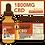 Thumbnail: Broad Spectrum 1800mg CBD+OMEGAS™ Drops