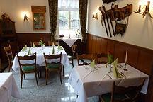 Jägerstübchen im Gasthaus Osthues-Brandhove