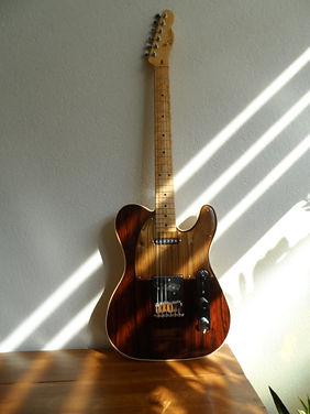 Telecaster DGM Guitars De Gitaarmaker