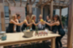 Bride+Tribe+Yoga+Bachelorette+Party+Yoga