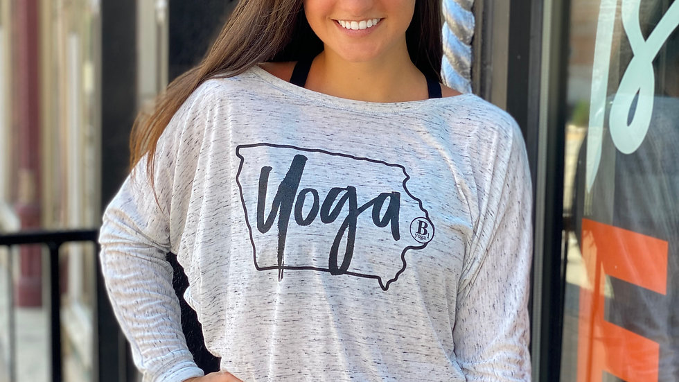 Yoga Iowa Long Sleeve