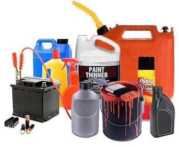 Hazardous waste materials