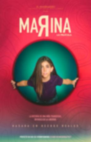 Marina. La película