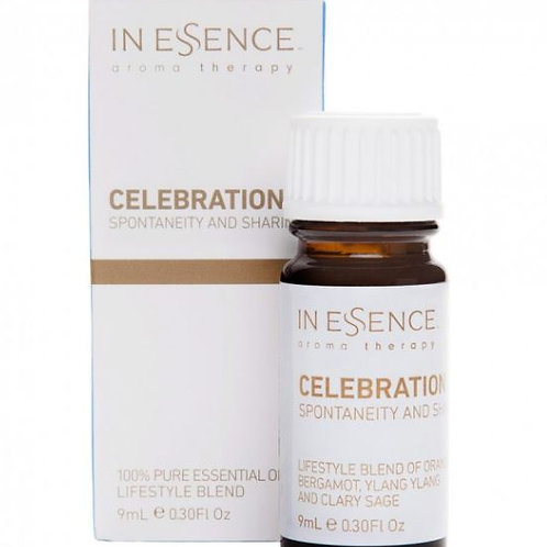 In Essence Celebration Pure Essential Oil Lifestyle Blend 9ml
