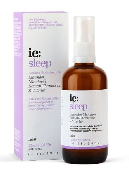 In Essence Sleep Essential Oil Mist 100ml