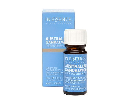 In Essence Australian Sandalwood Pure Essential Oil 9ml