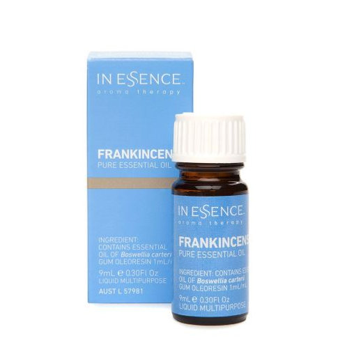 In Essence Frankincense Pure Essential Oil 9ml