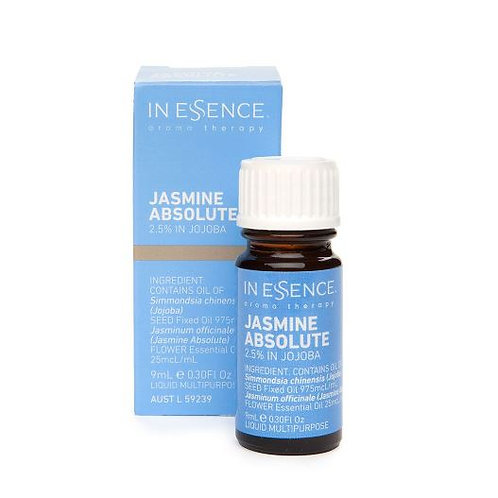 In Essence Jasmine in Jojoba (2.5%) 9ml