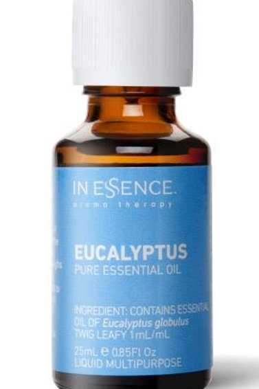 In Essence Eucalyptus Pure Essential Oil 25ml