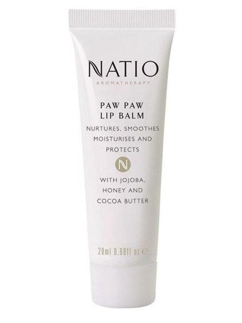 Natio Paw Paw Lip Balm