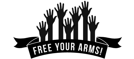 Free Your Arms logo