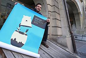 Berner Fasnacht Offizielles Plakat