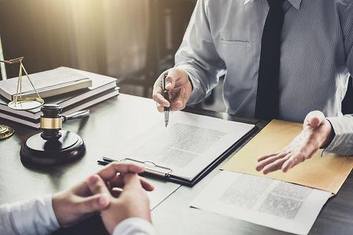 businessman-male-lawyer-judge-consult-ha