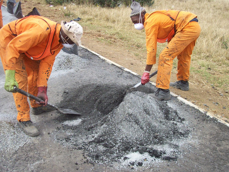 Community Access Roads and Walkways Project for SANRAL