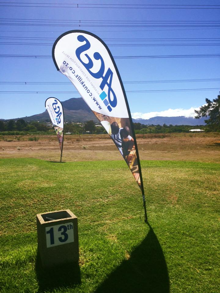 Safcec Golf Day ACS Sponsor