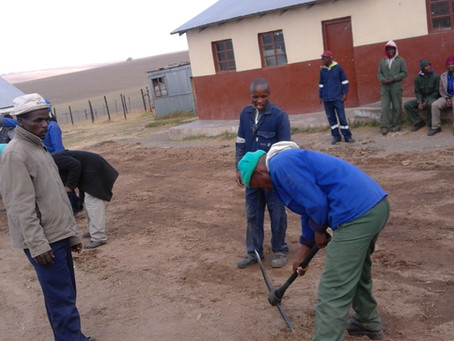 Community Access Project Roads and Walkways for SANRAL
