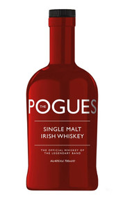 The Pogues Irish Single Malt Whiskey