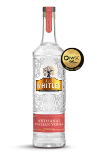 JJ Whitley Russian Artisanal Vodka
