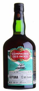 CDI Guyana 12Y Diamond Distillery