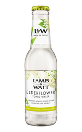 Eldeflower Tonic  Water